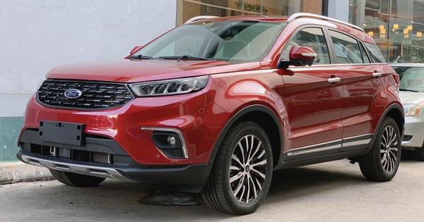 Đại lý thông báo Ford Territory sẽ về Việt Nam trong năm nay, giá tạm tính từ 739 triệu đồng