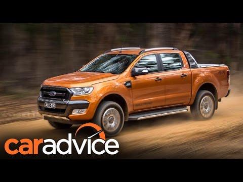Đánh giá Ford Ranger Wildtrak 2016 |  CarAdvice