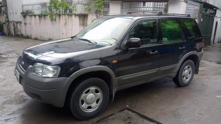 Giá xăng rẻ, có nên mua Ford Escape cũ tại Việt Nam?
