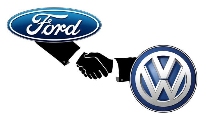 Ford 'bắt tay' Volkswagen lập liên minh sản xuất ô tô toàn cầu
