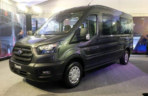 Quốc gia đầu tiên ở Đông Nam Á mở bán Ford Transit mới