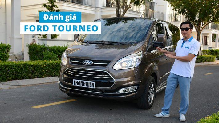 Đánh giá Ford Tourneo – Xe 7 chỗ đa dụng dành cho gia đình