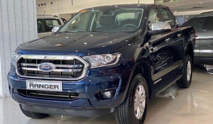 Ford Ranger giảm giá kỷ lục 100 triệu đồng