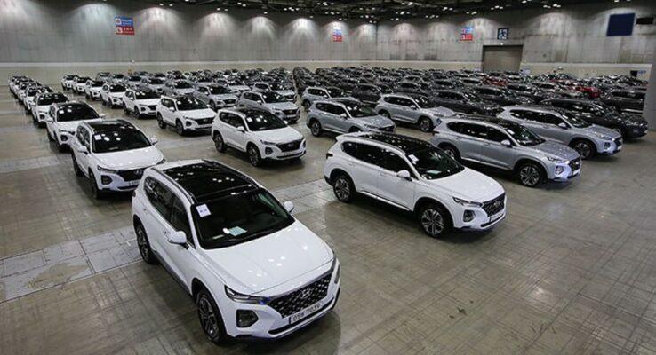 10 ô tô tồn kho nhiều nhất năm 2020