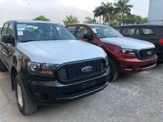 Ford Việt Nam sẽ lắp ráp xe bán tải Ranger