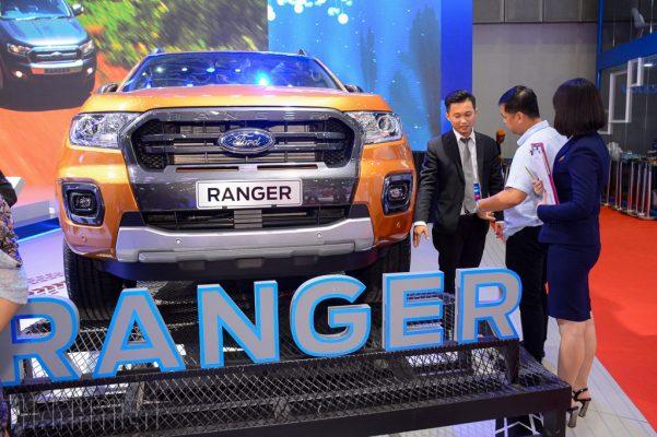 Gần 68% khách mua xe bán tải tại Việt Nam năm 2020 chọn Ford Rang