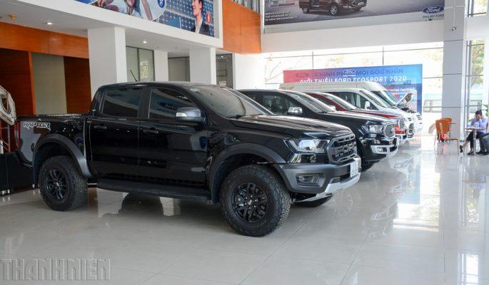Mở rộng chương trình triệu hồi hai dòng xe Ford bán chạy nhất Việ