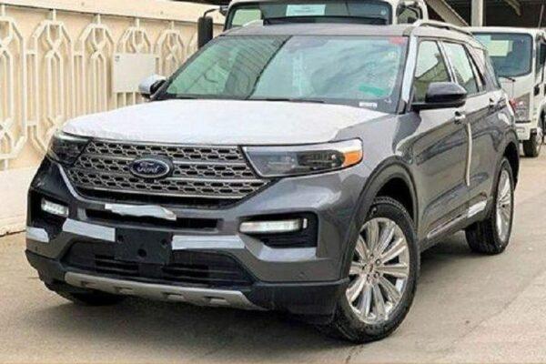 Ford Explorer 2021 chính hãng về Việt Nam