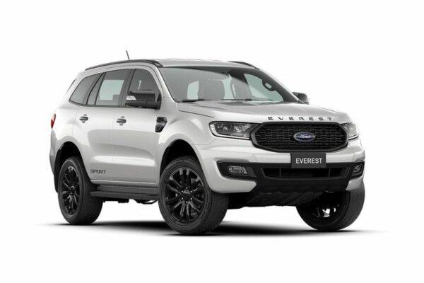 Bảng giá xe Ford tháng 8/2021: 4 sản phẩm giảm giá