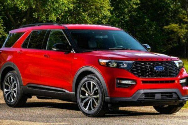 Ford Explorer 2022 thêm phiên bản mới, mạnh mẽ và thể thao