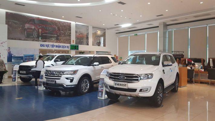 Liên hệ đại lý Ford Quảng Bình